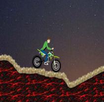 בן 10 אופנוען 2