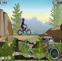 חגיגת אופנועים בהרים