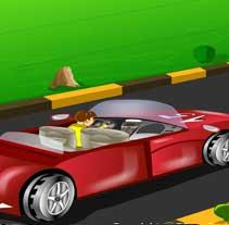 נהיגה בעומס
