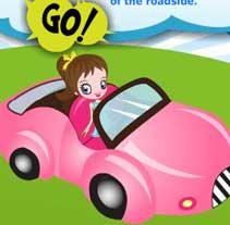 סוזן לומדת לנהוג
